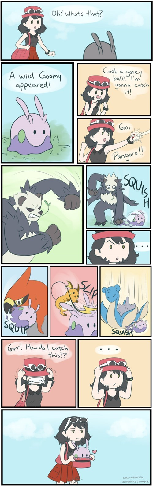 Pokémon goomy web comics - 7877928192