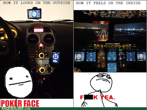 dashboard,poker face,driving