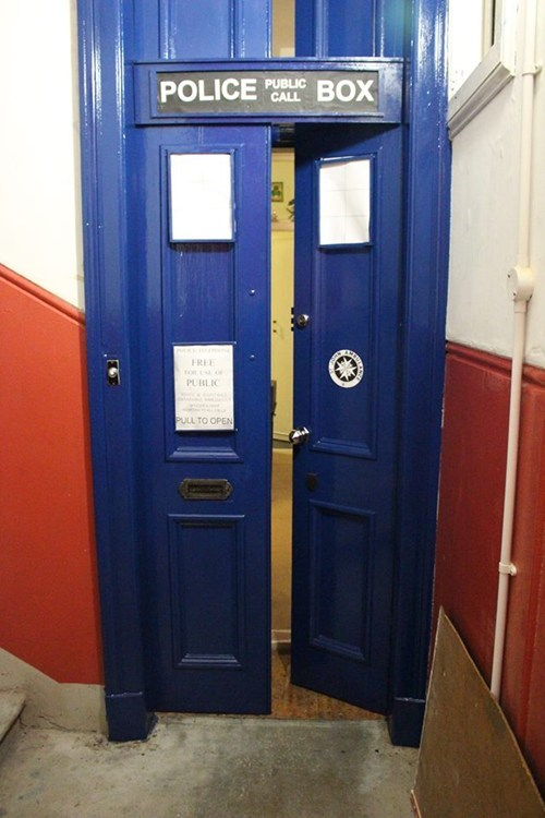 halloween decorations nerdgasm doctor who - 7877963776