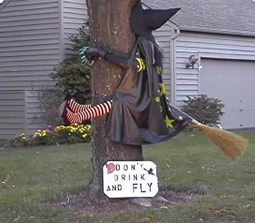 drunk halloween accident Witches funny after 12 g rated - 7878032896