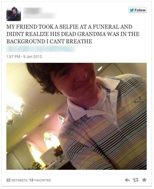 selfie,funeral selfies,tumblr,funerals,failbook