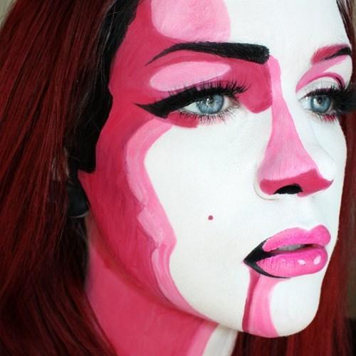 makeup mind blown funny illusion - 7878123520