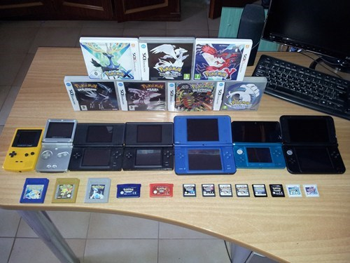 Pokémon evolution collection nintendo - 7878819584