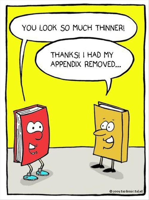 thinner,puns,books
