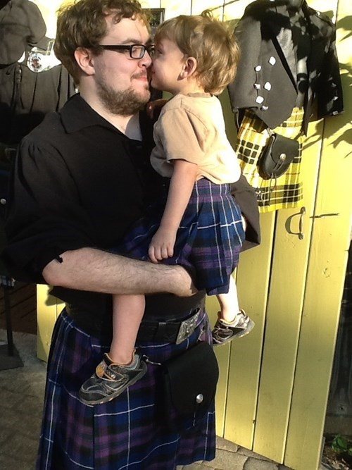 kids,kilts,parenting