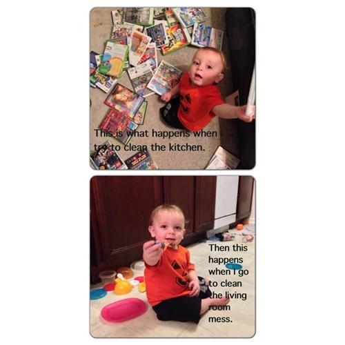 Babies parenting chores - 7879171072
