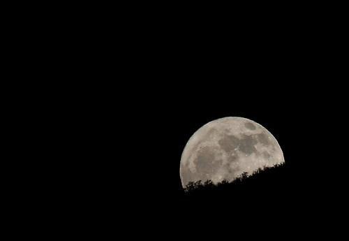 halloween moon Astronomy full