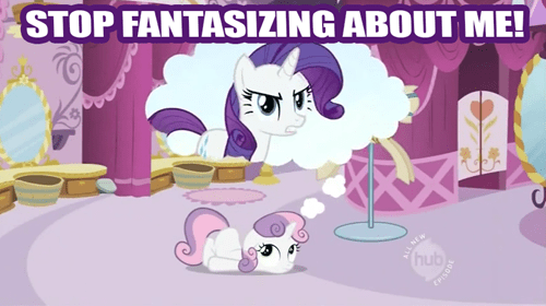 sweeite belle thoughts rarity - 7879406336