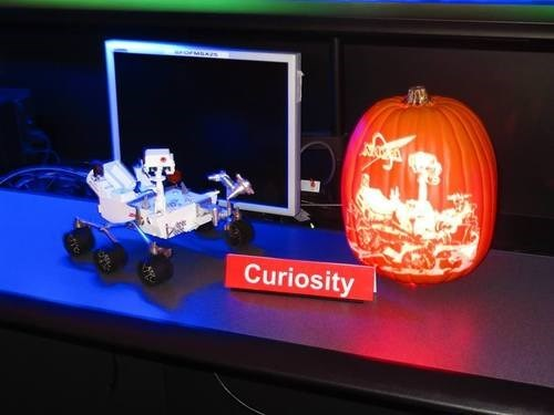 nasa,pumpkins,jpl,halloween,science,curiosity