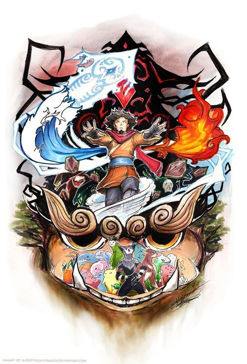wan Fan Art cartoons Avatar - 7879461888