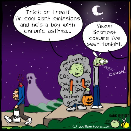 Trick or Treat with Hank D and the Bee (By Joe Mohr)
