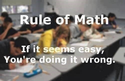 doing it wrong math funny g rated School of FAIL - 7879569408
