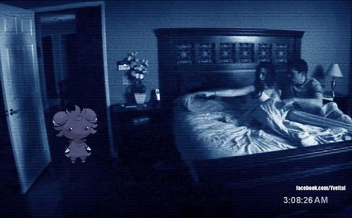 paranormal activity espurr - 7879618048