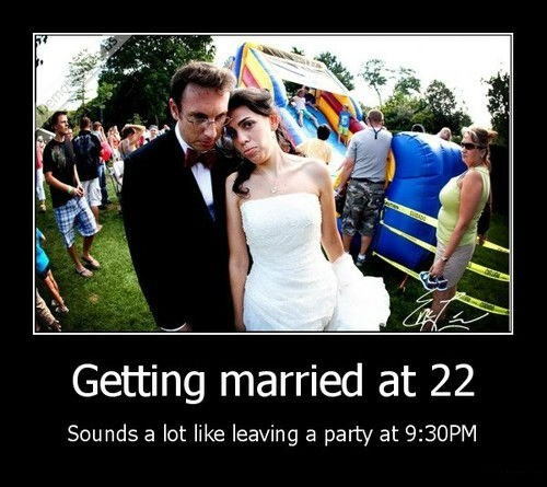marriage wtf young funny - 7879637760