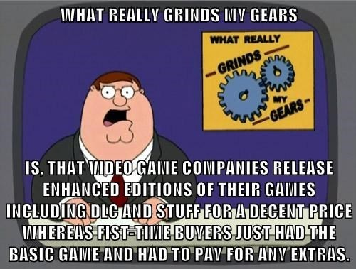 Memes you know what really grinds my gears video games - 7879675392