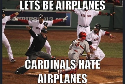 World Series baseball airplanes - 7879710464