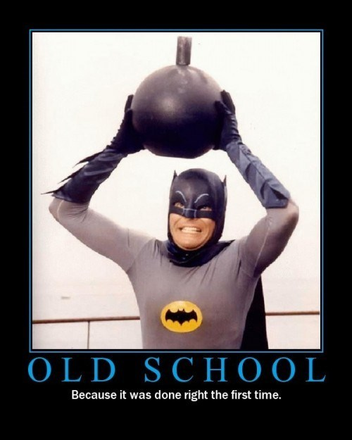 wtf Adam West old school batman funny - 7879739904