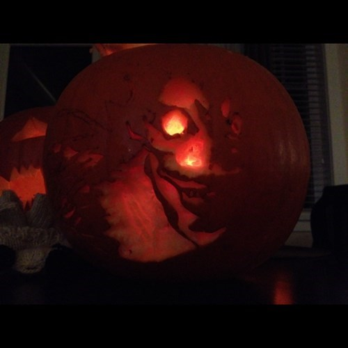 halloween anime jack o lanterns death note ryuk - 7879849216
