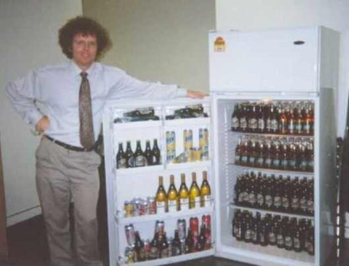 beer Party fridge funny - 7879872256