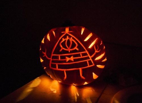 halloween jack o lanterns gravity falls cartoons - 7880027904