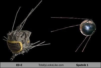 fallout satellites totally looks like ed-e sputnik 1 funny - 7880529920