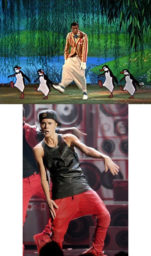drop crotch pants fasion mary poppins pants justin bieber - 7880696576