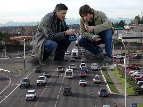 jensen ackles,Supernatural,Jared Padalecki