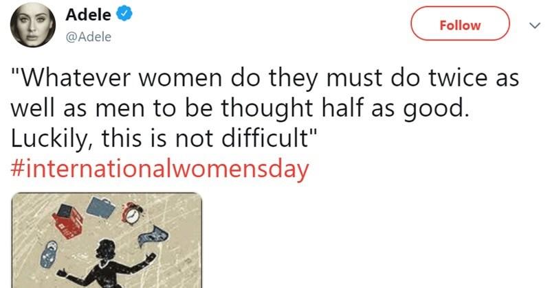 women tweets interntional funny tweets women - 7880965
