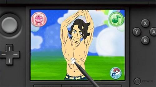 Pokémon sycamore pokemon amie - 7881063680