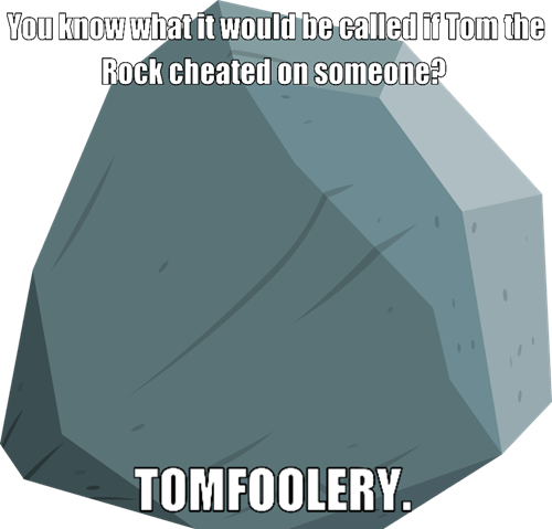 pun rock MLP tom
