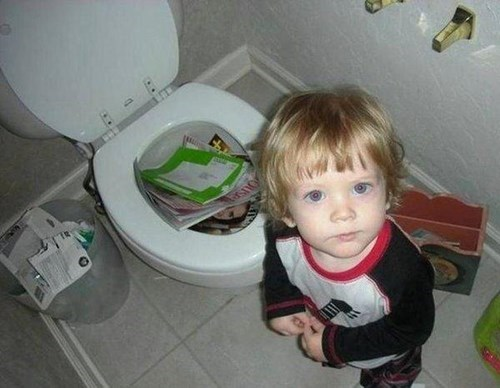 bathrooms kids parenting