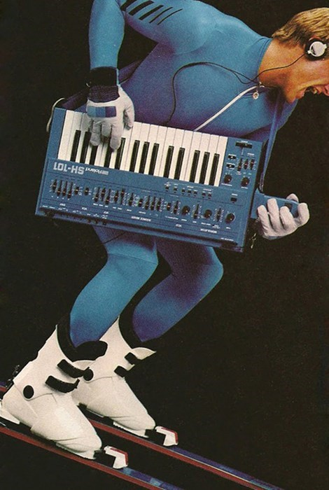 keytar,epic awesome,ski
