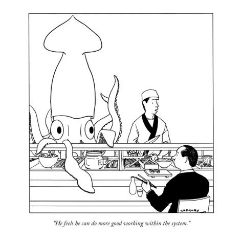 sushi,squid,funny,web comics