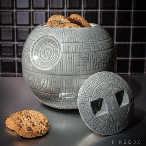 star wars nerdgasm funny cookie jar - 7881413632