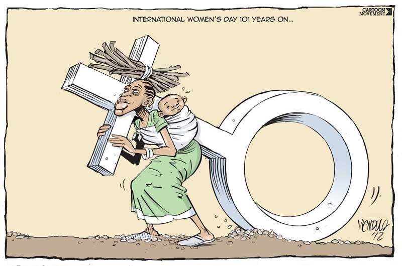 thought international women day women web comics - 7881989