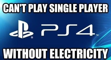 PlayStation 4,trolololol