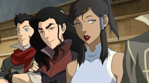 face swap cartoons Avatar korra - 7882283264