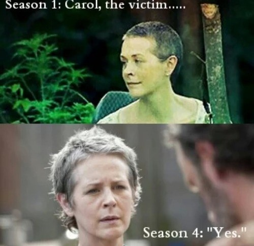 carol peletier carol burns The Walking Dead - 7882439936