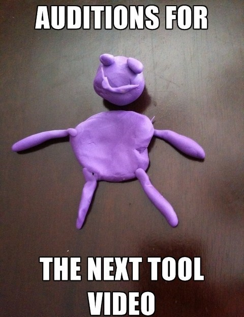 auditions claymation tool