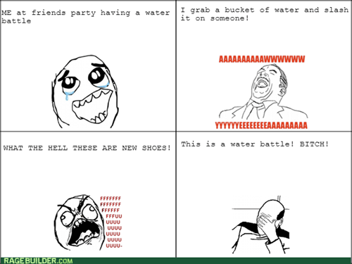 facepalm water fight - 7882698752