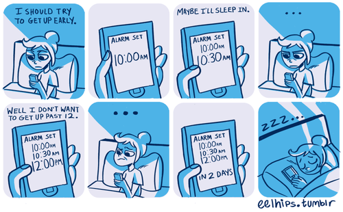 wake up alarms funny web comics