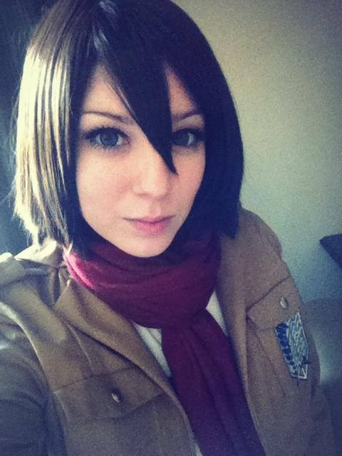 cosplay anime attack on titan - 7883579904