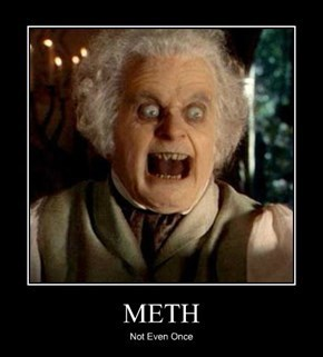 Lord of the Rings drugs The Hobbit - 7883743232