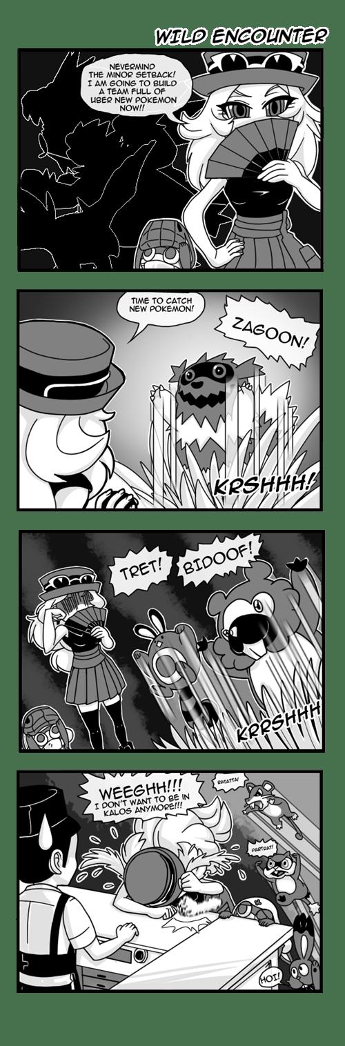 Pokémon kalos web comics - 7884078336