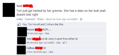 stains,grandmas
