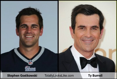 totally looks like,ty burrell,funny,stephen gostokowski