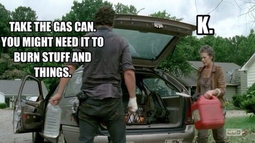 Rick Grimes carol peletier The Walking Dead - 7885031424