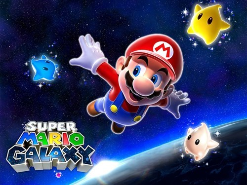 eurogamer Awards Super Mario Galaxy Video Game Coverage - 7885405696