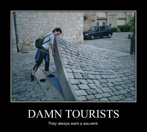 art,funny,wtf,tourists