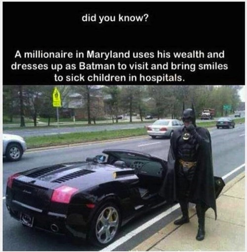 Maryland restoring faith in humanity week america superheroes - 7885546752